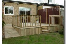 Disabled access for decking