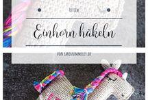 Einhorn DIY's