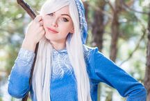 Jack Frost costplay