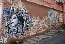 Street Artist: Yazan Halwani