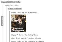 harry potter / harry potter | headcanons, puns, facts and more about my favorite fandom and book / movie series. I do not own any of these pictures.