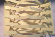 Estructuras de papel !