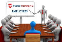 Employee training courses / Employee training is essential for specific purposes related to your business. You may require new workers to undertake instruction in first aid, food handling or personal development.