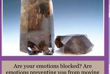 kristályok kövek