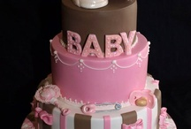 baby shower ideas / by Ashley Beecher-Perry