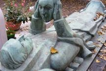 A Walk Through the Cemetery / by DecoAngel