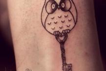 Tattoos && Piercings / by Amanda Bush