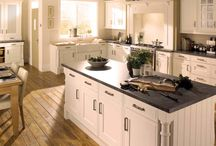 Kitchen Inspiration / Create stunning luxury kitchens, crafted for today's way of life.