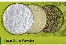 GUAR GUM / Avlast Hydrocolloids industries - We are Manufacturer and Supplier of Guar Gum Powder, Guar Refined Splits, Guar Meal (Fodder), Fast Hydration Guar Gum Powder in India.