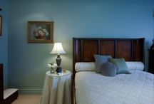 Bedrooms - Interior Painting