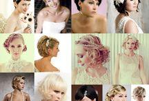 Menyasszonyi frizuraötletek