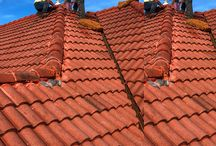 Concrete Tile Roofs / #excelroofingcompany