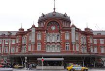 ヒロセの行きたい東京駅!!