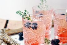 Sparkling cocktails for the ladies