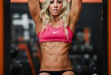Beauties Who Beast / Women fitness gym workout / by Slim Waist Pretty Face