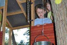 "Kids ""tree house"" / by Amanda Grant"