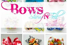 Bows / by Linda Gordon
