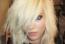 medium length hair / Tagli media lunghezza