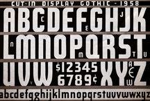 50s Type &