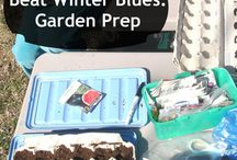 Grow All The Things!!! / Gardening tricks and ideas.  / by Elise @frugalfarmwife.com
