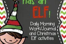 ED: Elf ideas