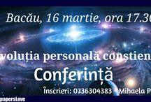 Conferință spiritualitate Bacău