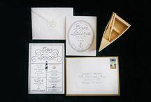 Wedding Invitations / by Megan
