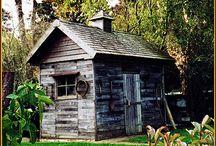 BiLLY sheds / Australian rustic charm