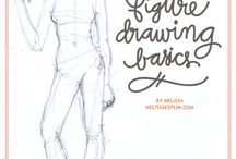 Drawing Techniques / by Candace Knoebel