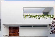 Architecture, real projects / Articulos sobre proyectos reales