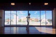 Choreography Ray Santos