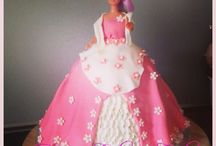 Barbie / Prinzessin torte / barbie cake,princess cake