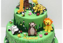 Inspiracje - torty dla dzieci