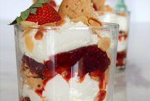 Γλυκά σε ποτηρι