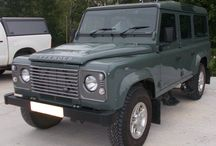 Land Rover Heritage Colour Change
