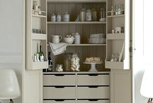 Cabinetry and Kitchen Ideas / by Dianna Bogart