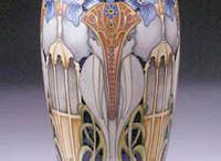 Moorcroft / Beautiful examples of Moorcroft Pottery