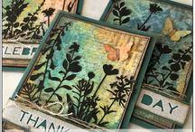 Cards - Mixed Media