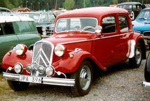 Citroën / Automobiles Citroën au cours des âges.