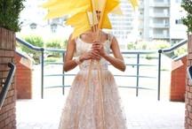 Yellow & Turquoise Wedding Stuff