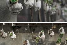 Shell hangers