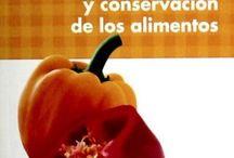 Conservació d'aliments / Secció bibliogràfica conservació d'aliments del fons especial Restauració i hostaleria de la Biblioteca la Barceloneta- La Fraternitat