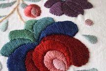 Hungarian embroidery I like