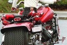 Motostarec a moto sny