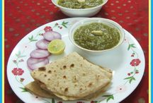 Sides For Chapatis / Rotis / Naans