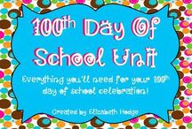 100th day activities / by Louie Quesada