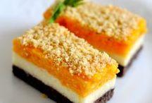balkabağı irmik pasta
