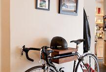 Bisiklet depolama
