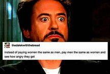 Sassy feminism