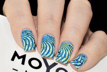 Moyou nail art